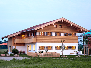 Passivhaus in Chieming