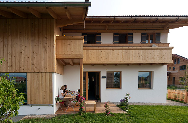 Bad Passivhaus Chieming