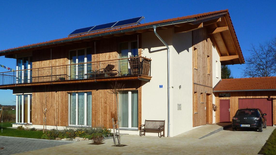 Passivhaus bauen erfahrungen lebensraum holz for Passivhaus bauen