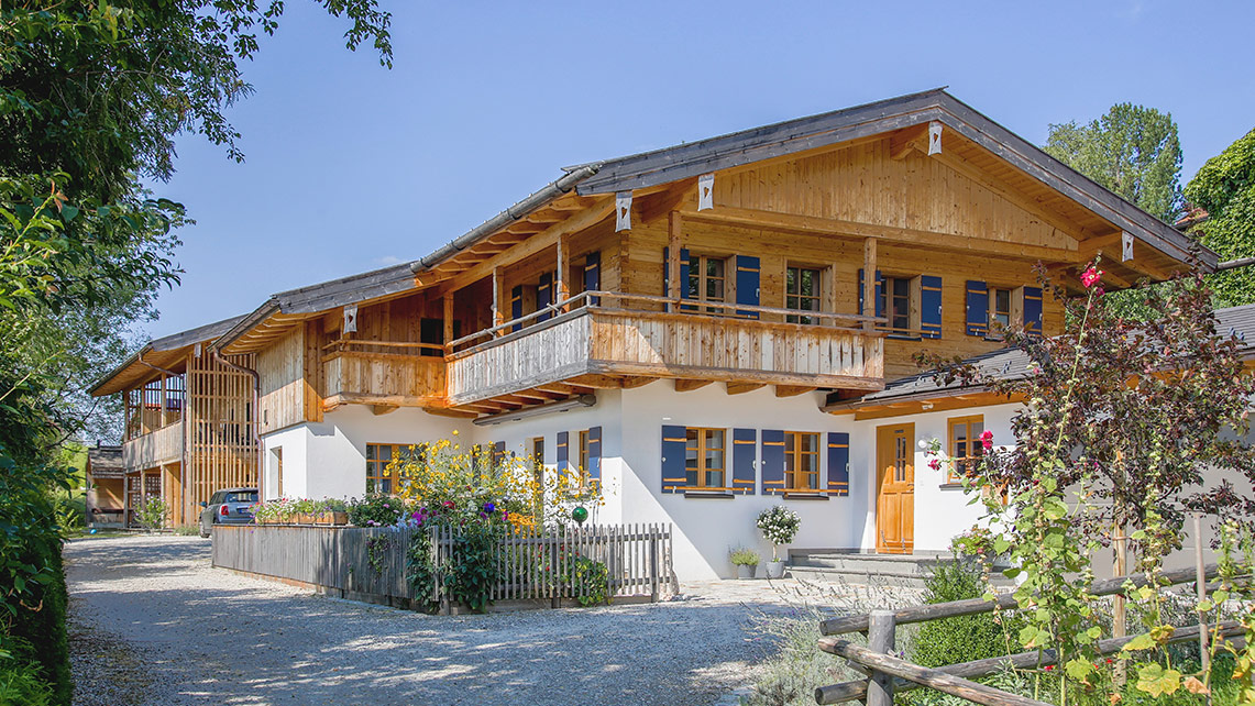 Holzhaus Chieming