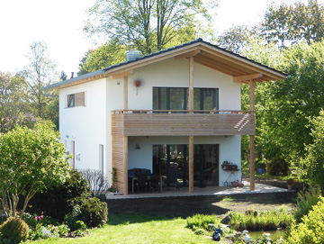 Passivhaus in Bad Aibling