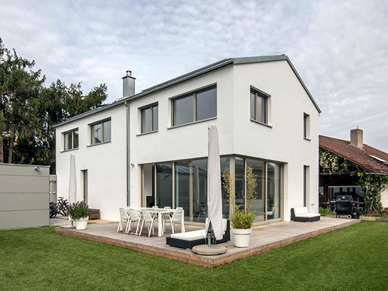 Moderne Holzhäuser moderne holzhäuser im passivhaus standard lebensraum holz